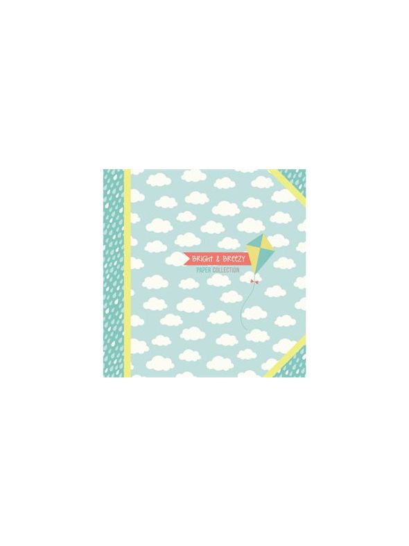 Bright & Breezy Paper Collection