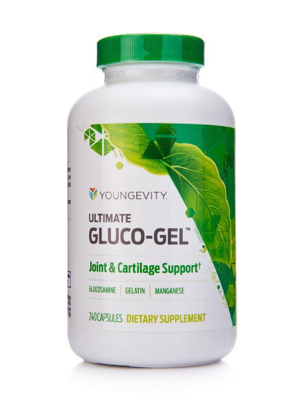 Ultimate Gluco-Gel™  - 240 Capsules