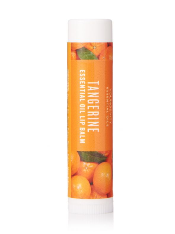 Tangerine Essential Oil Lip Balm