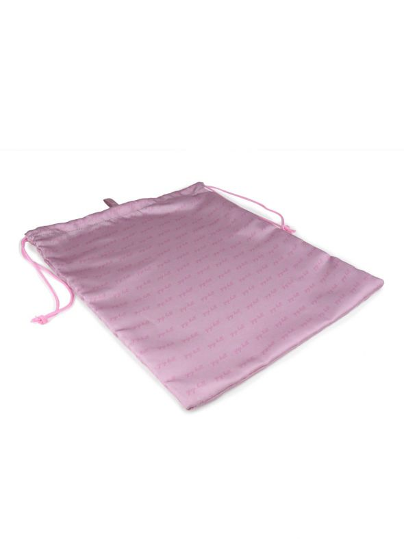 Lily Signature Fabric Pink Laundry Bag
